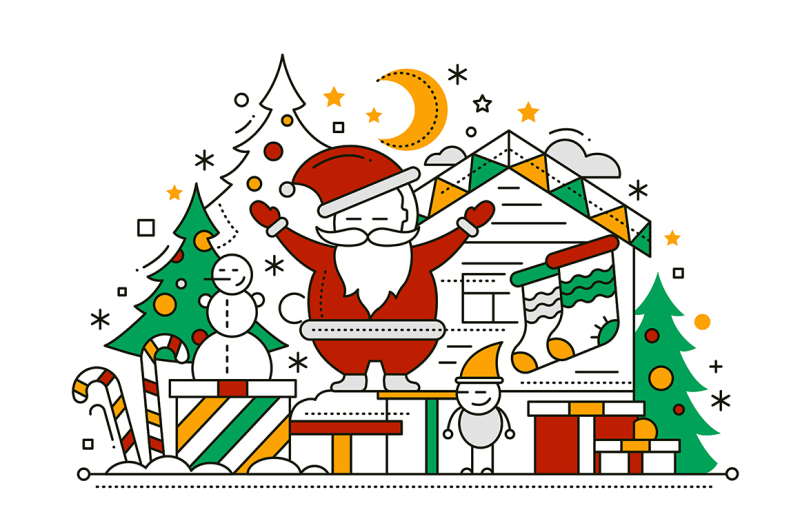 christmas-illustrations-special-set