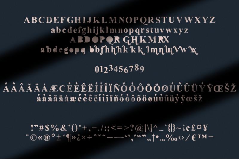 oldink-handwritten-serif-typeface
