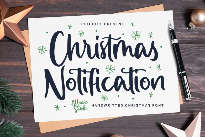 christmas-notification