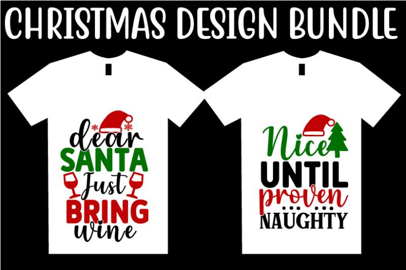 christmas-svg-t-shirt-quotes-design-bundle