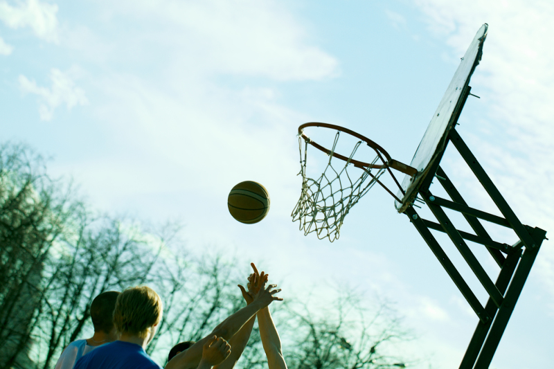 people-playing-basketball-outdoors