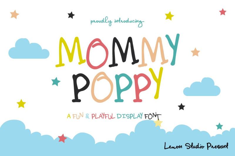 mommy-poppy