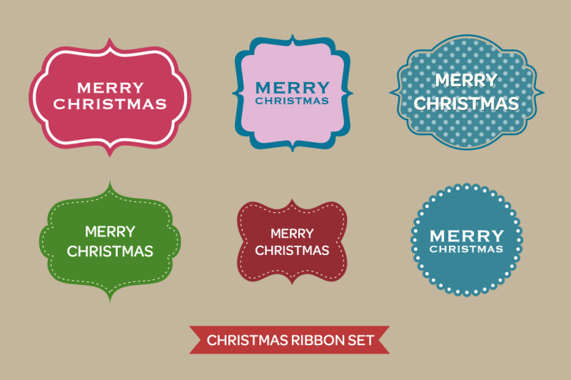 merry-christmas-stickers-collections