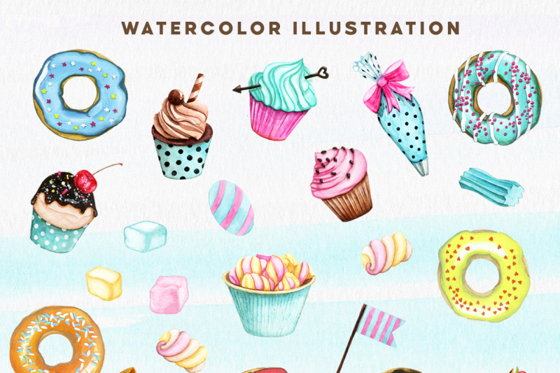 watercolor-sweet-kingdom
