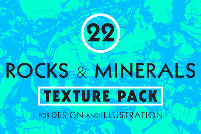 rocks-and-minerals-texture-pack