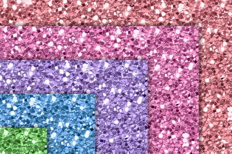 sparkle-digital-paper-pack-colorful-glitter