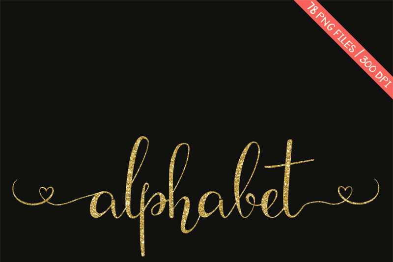 gold-glitter-alphabet-clip-art-golden-swasches