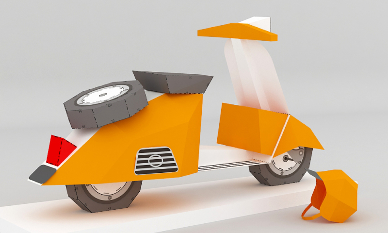 diy-scooter-model-printable