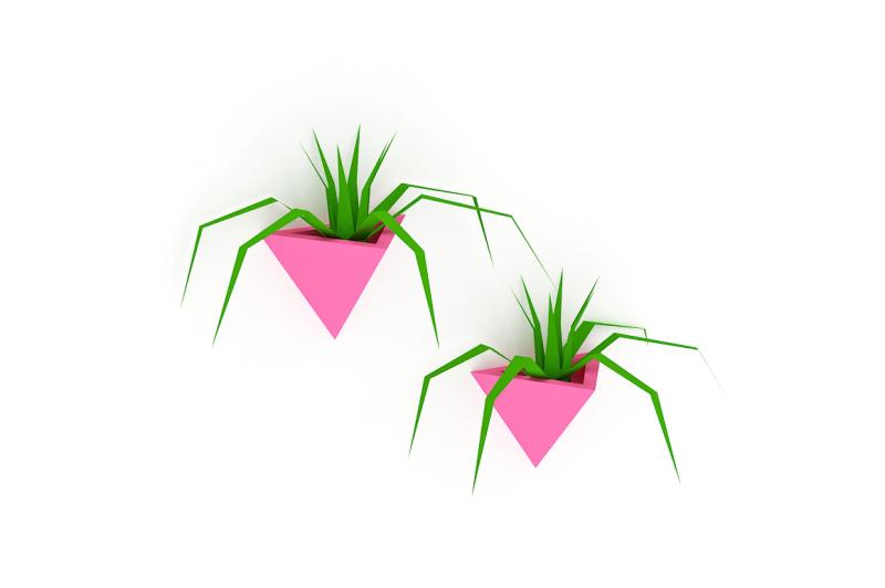 diy-wall-mount-planter-printable