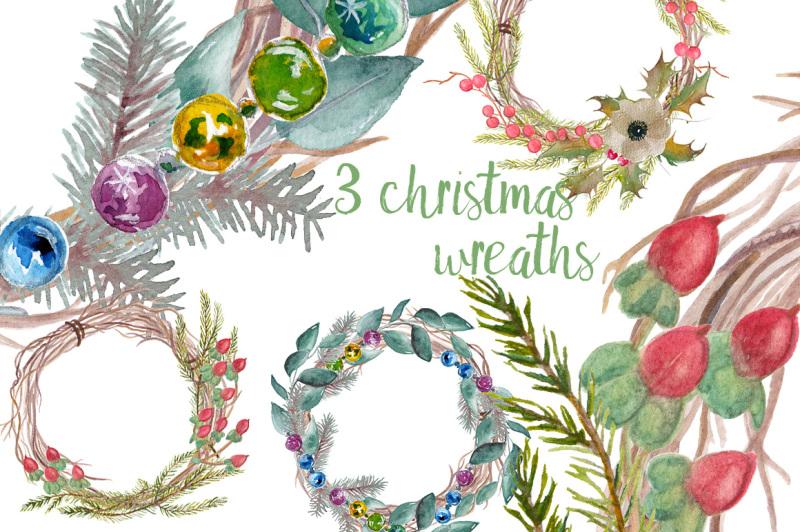 3-christmas-wreaths