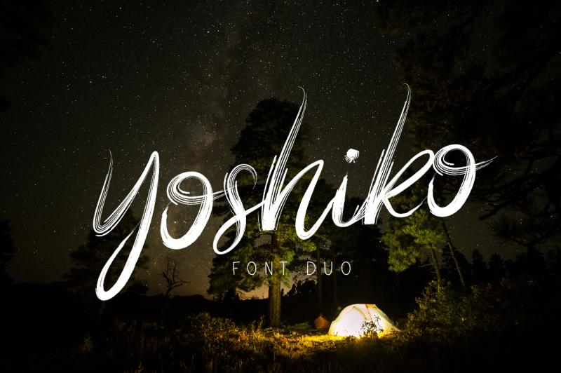 yoshiko-font-duo