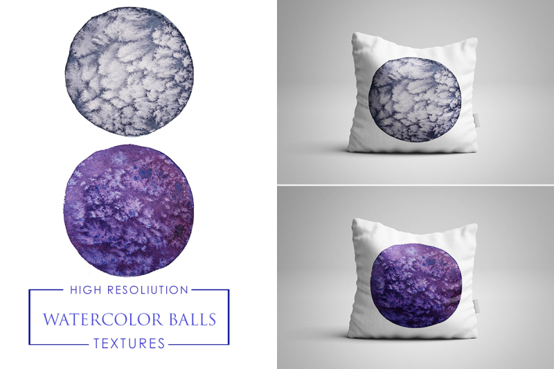 winter-sale-waterclor-circles-pater-textures