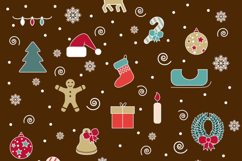 christmas-set-of-icons-and-design-elements