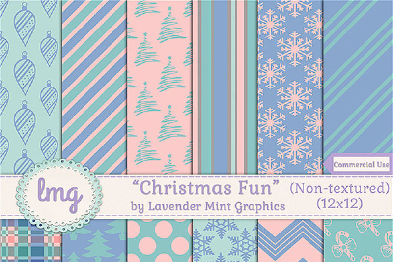 christmas-fun-non-textured-backgrounds