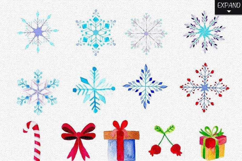watercolor-christmas-pack