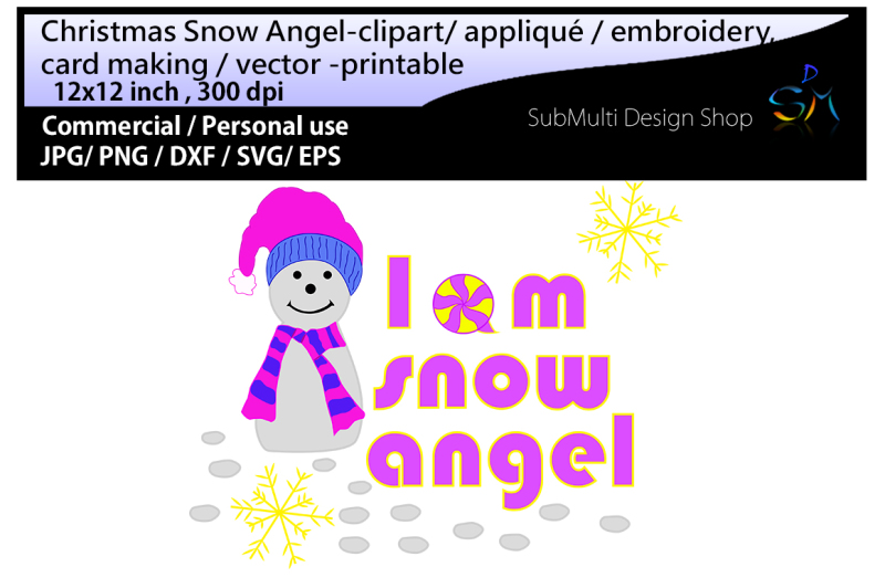 snow-angel-clip-art-embroidery