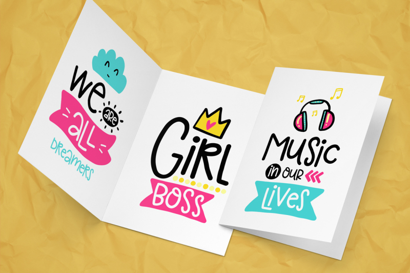 30-funny-lettering-cards-collection
