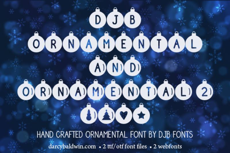 djb-ornamental-font
