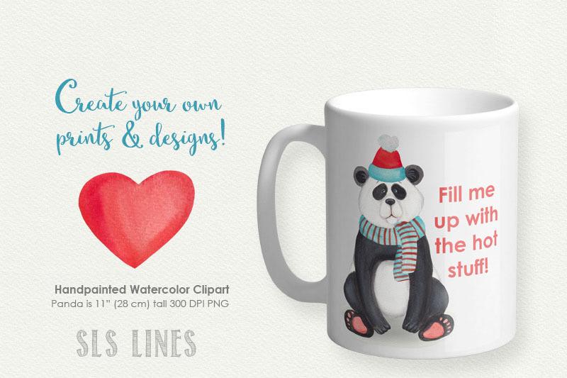 cute-panda-watercolor-clipart