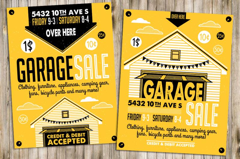 garage-sale-flyer-poster
