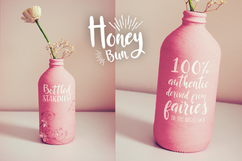 honey-bun-typeface