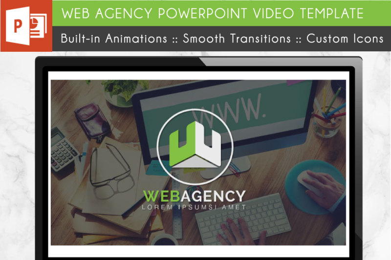 web-agency-powerpoint-video