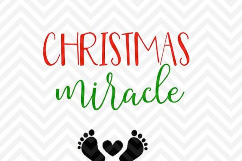 christmas-miracle-pregnancy-svg-and-dxf-cut-file-png-download-file-cricut-silhouette