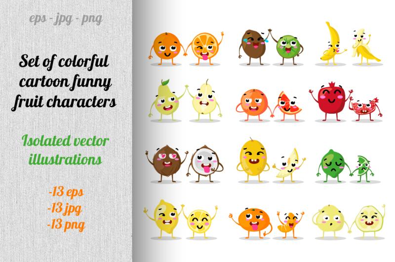 set-of-colorful-cartoon-fruit-icons