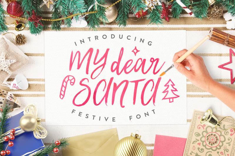 best-christmas-font-bonus-updated