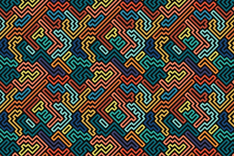 colorful-seamless-striped-patterns