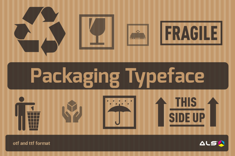 packaging-typeface
