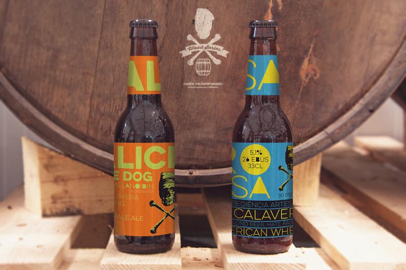 Free Beer Barrel   Logo Mockup (PSD Mockups)