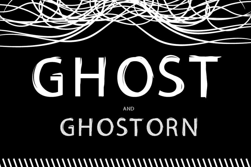ghost-and-ghostorn-font-2in1-75-percentoff