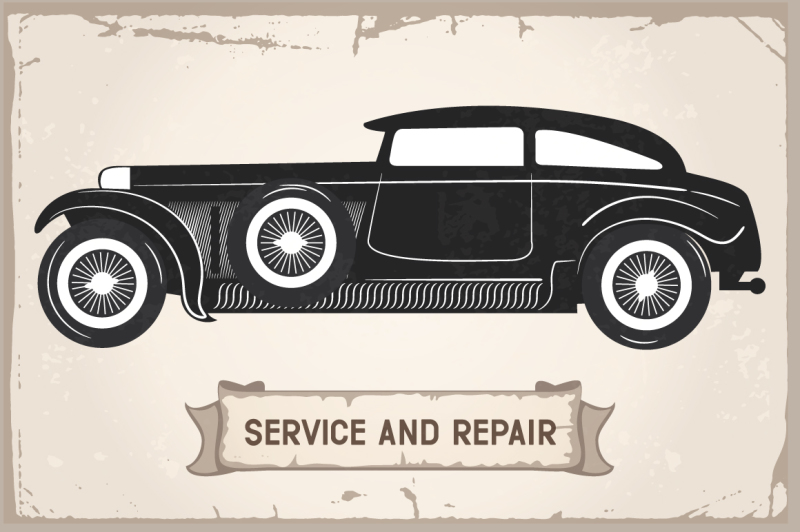 retro-car-set-for-your-projects