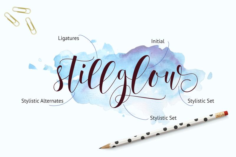 still-shine-script