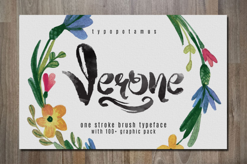 verone-typeface
