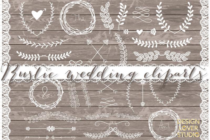 rustic-wedding-cliparts