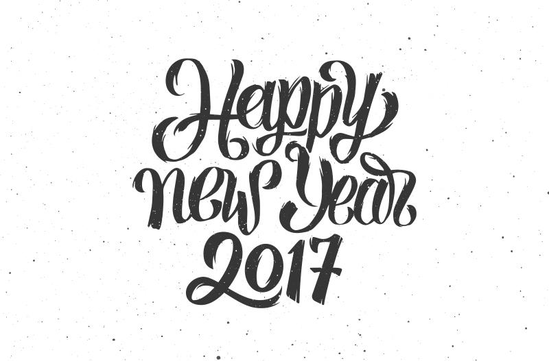 happy-new-year-2017-typographic-card