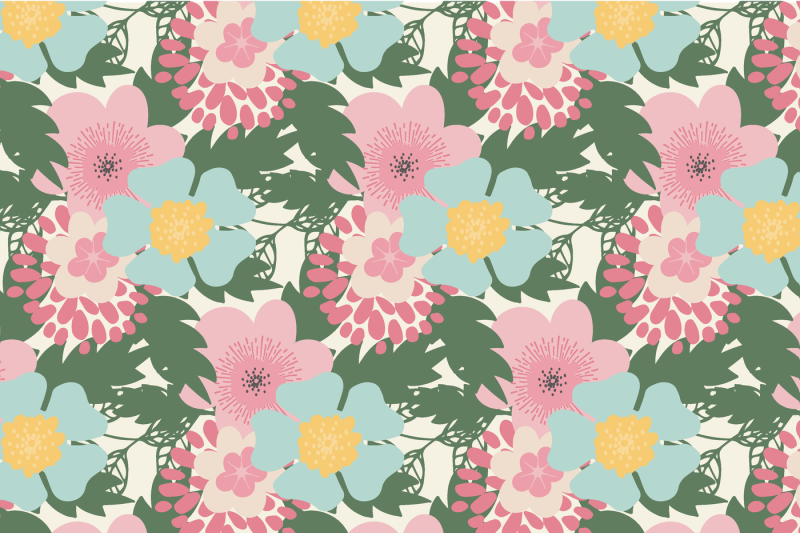 pretty-floral-papers