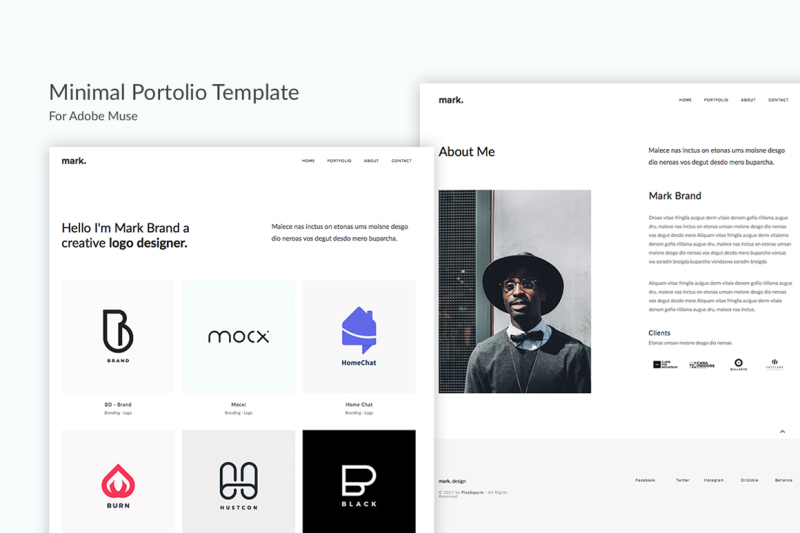 mark-portfolio-muse-template