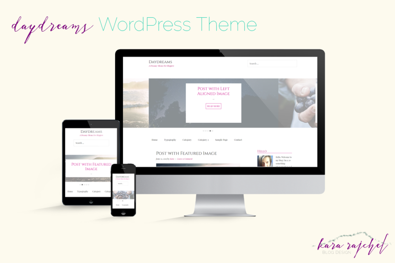 daydreams-feminine-responsive-wordpress-theme-with-5-color-themes