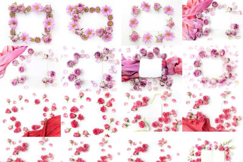 20-floral-frames-bundle