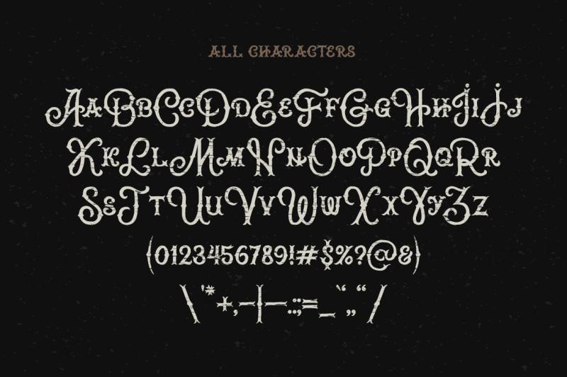 brass-heart-font