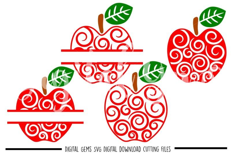swirly-apple-split-apple-svg-dxf-eps-png-files