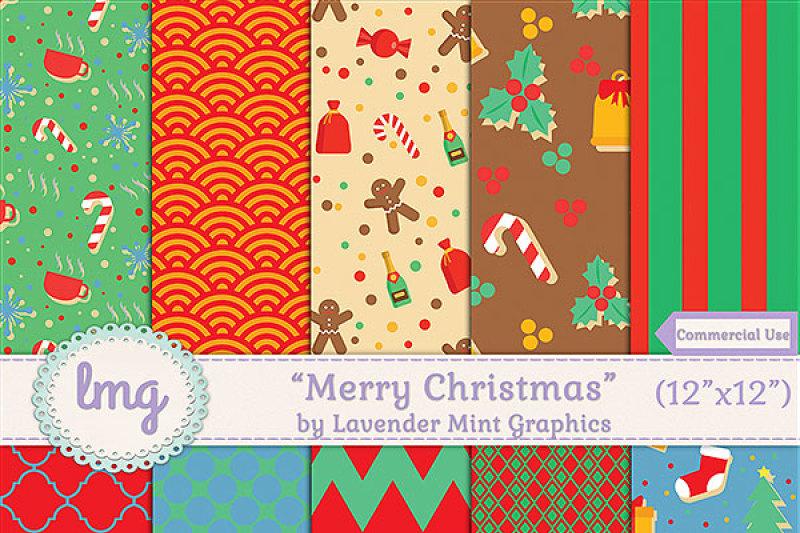 merry-christmas-digital-paper-pack