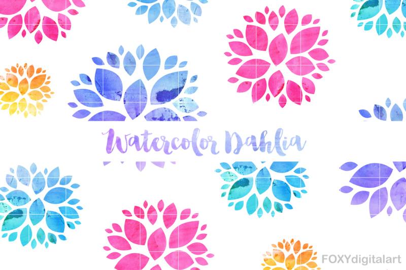 watercolor-digital-paper-scrapbook-set