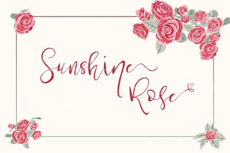 sunshine-rose
