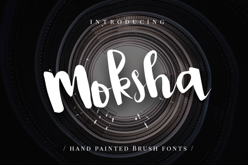 moksha-hand-painted-brush-font