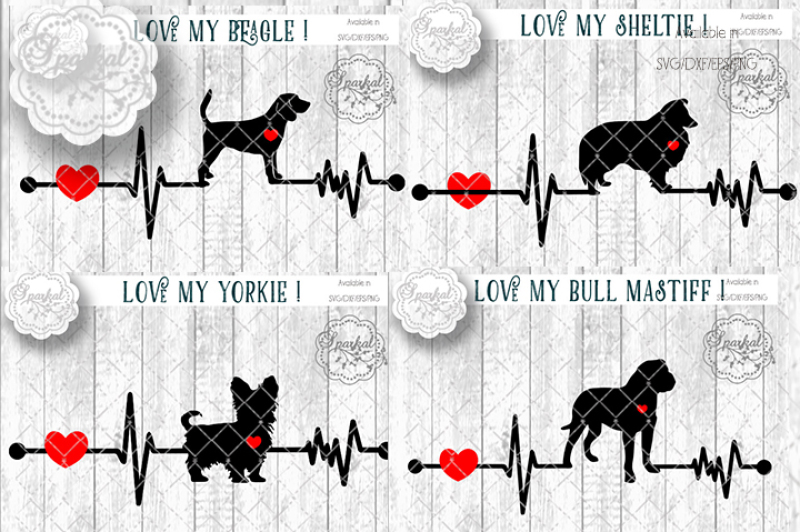 love-my-dogs-cutting-files