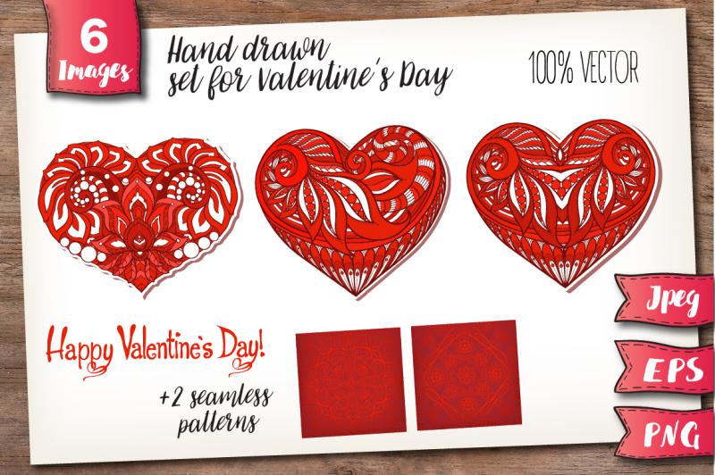 valentine-s-day-elements-set-2